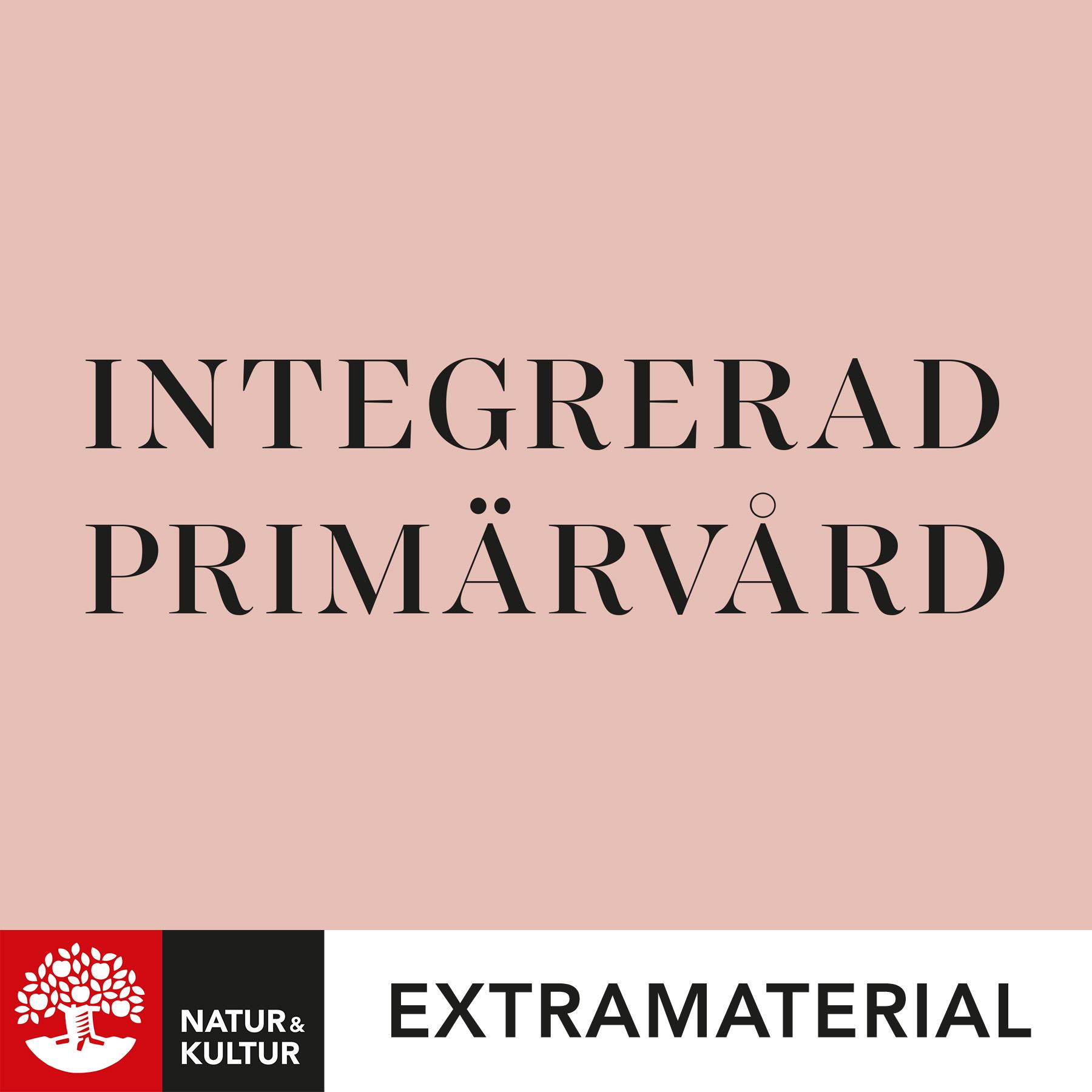 Integrerad primärvård