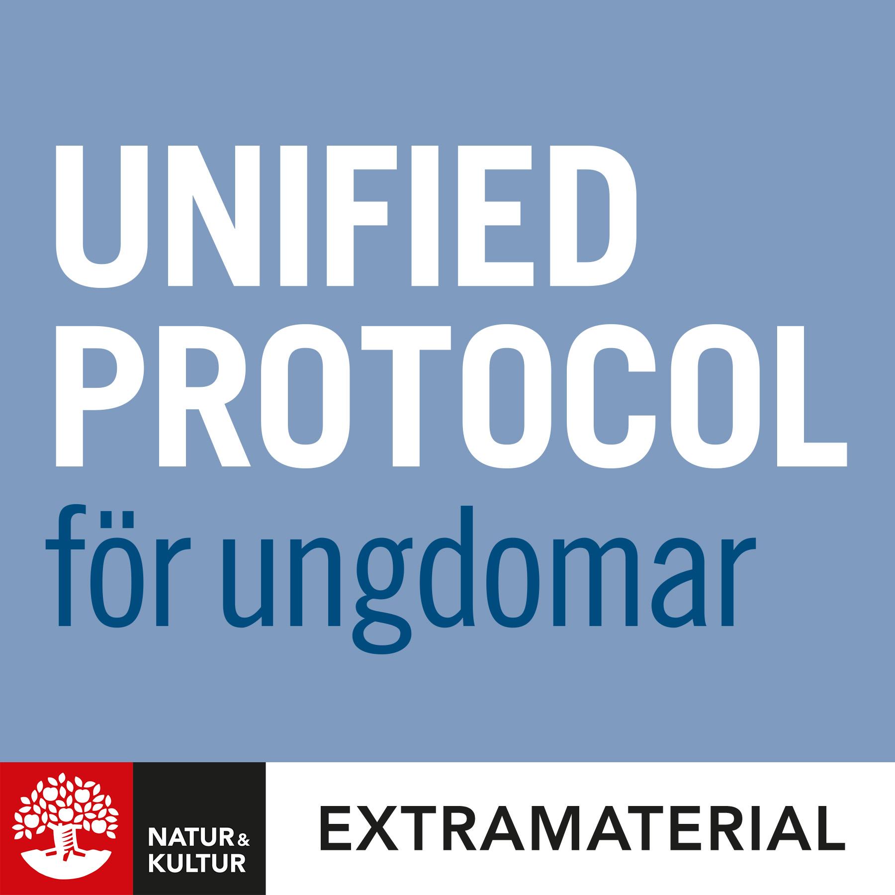 Unified protocol för ungdomar