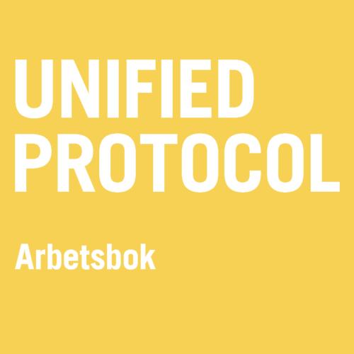 Unified protocol Arbetsbok