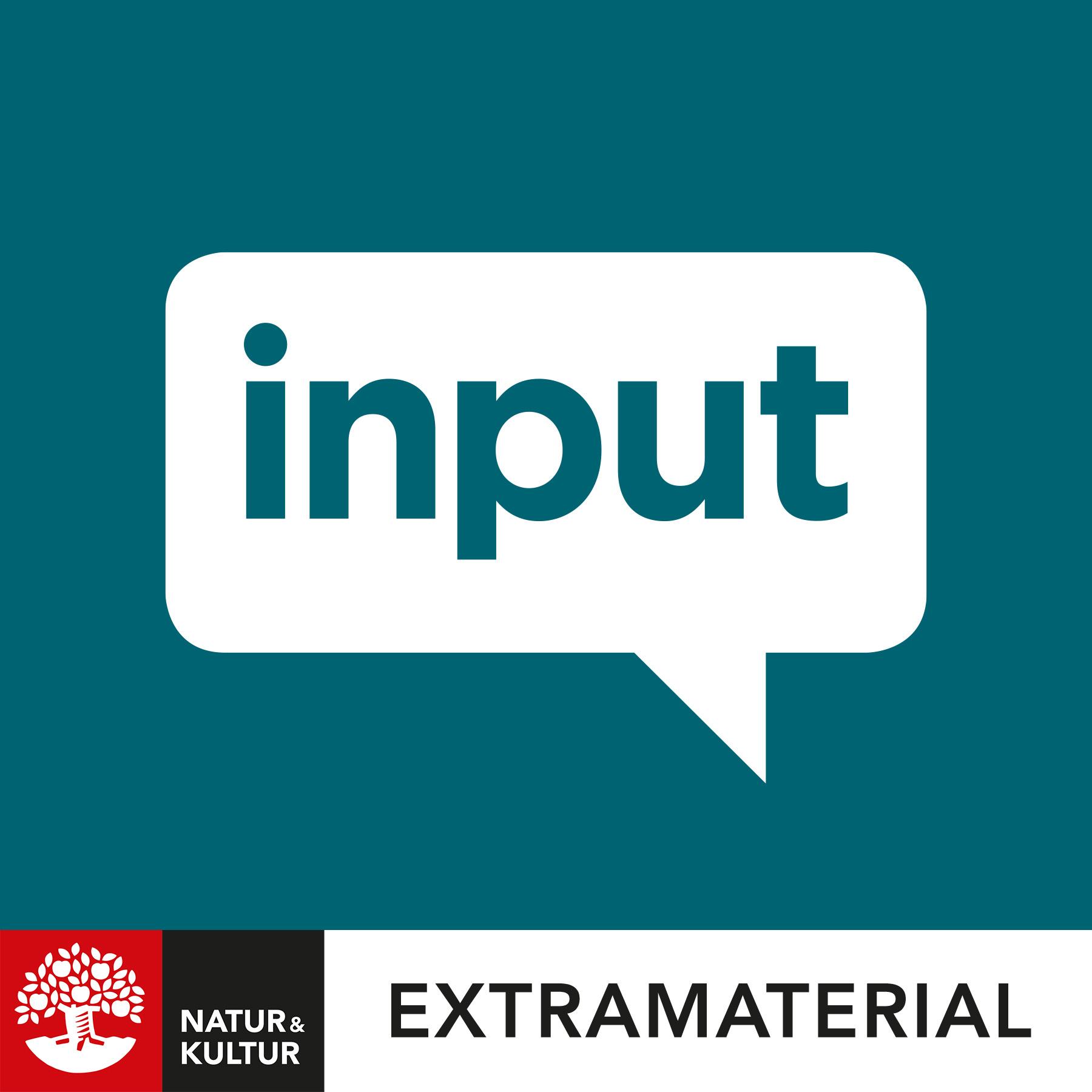 Input Creative Writing – A Classroom Guide