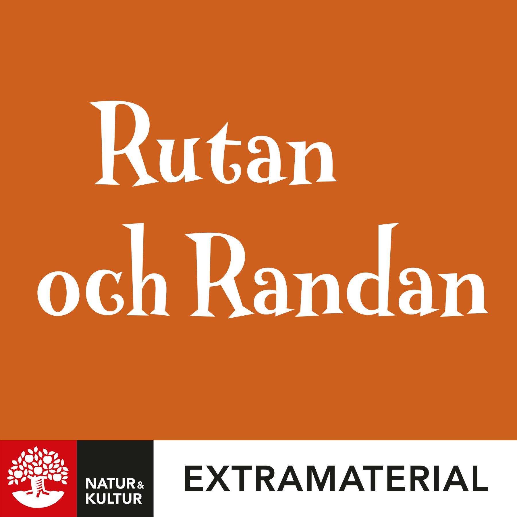 Rutan och Randan – fem matematiksagor