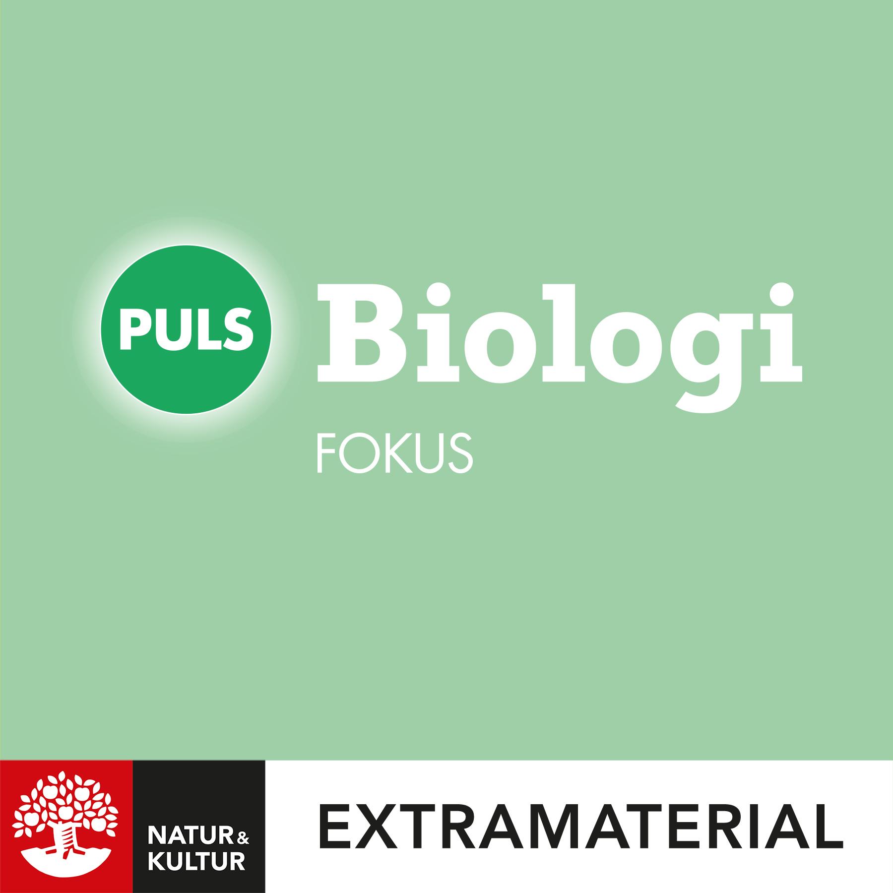PULS Biologi Fokus 7-9