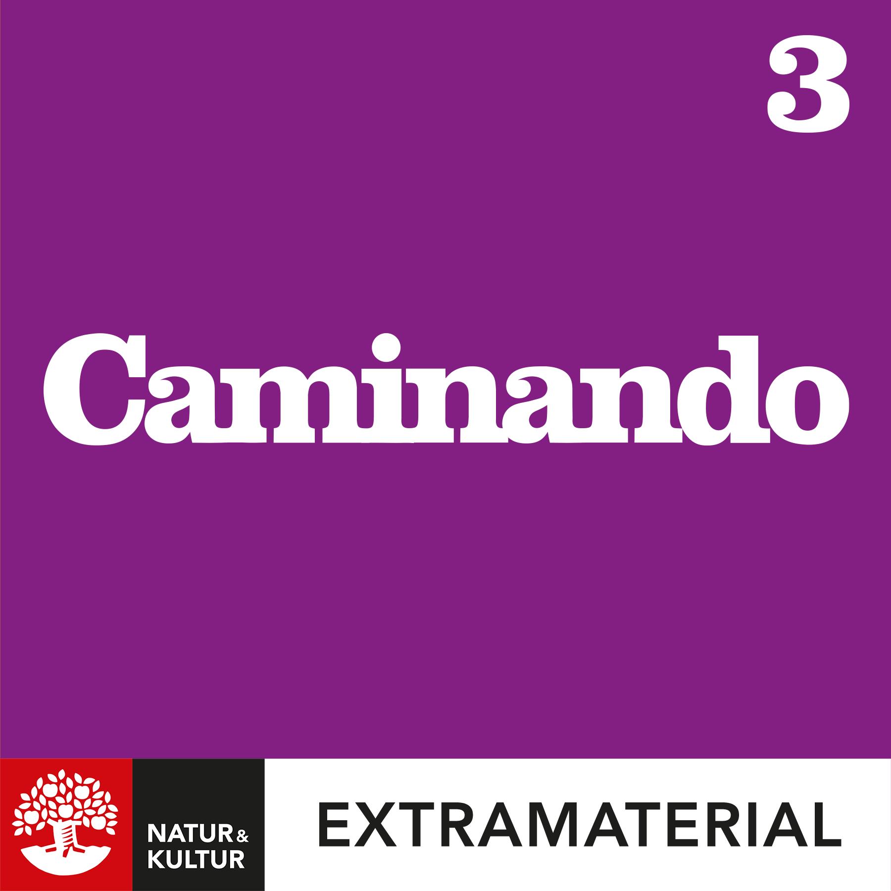Caminando 3 fjärde upplagan