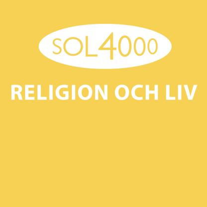 SOL 4000 Religion och liv 8
