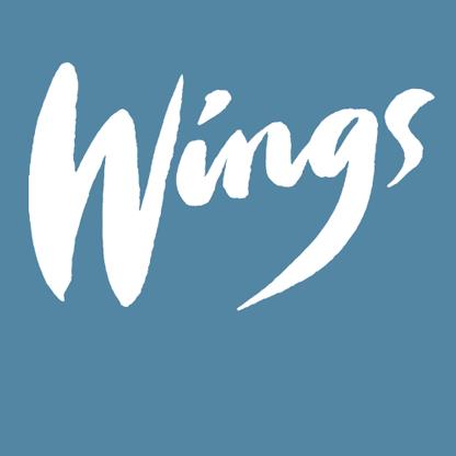 Wings 7 blue