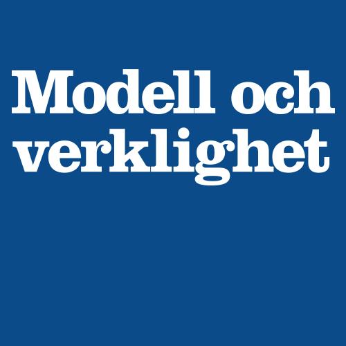 Modell och verklighet