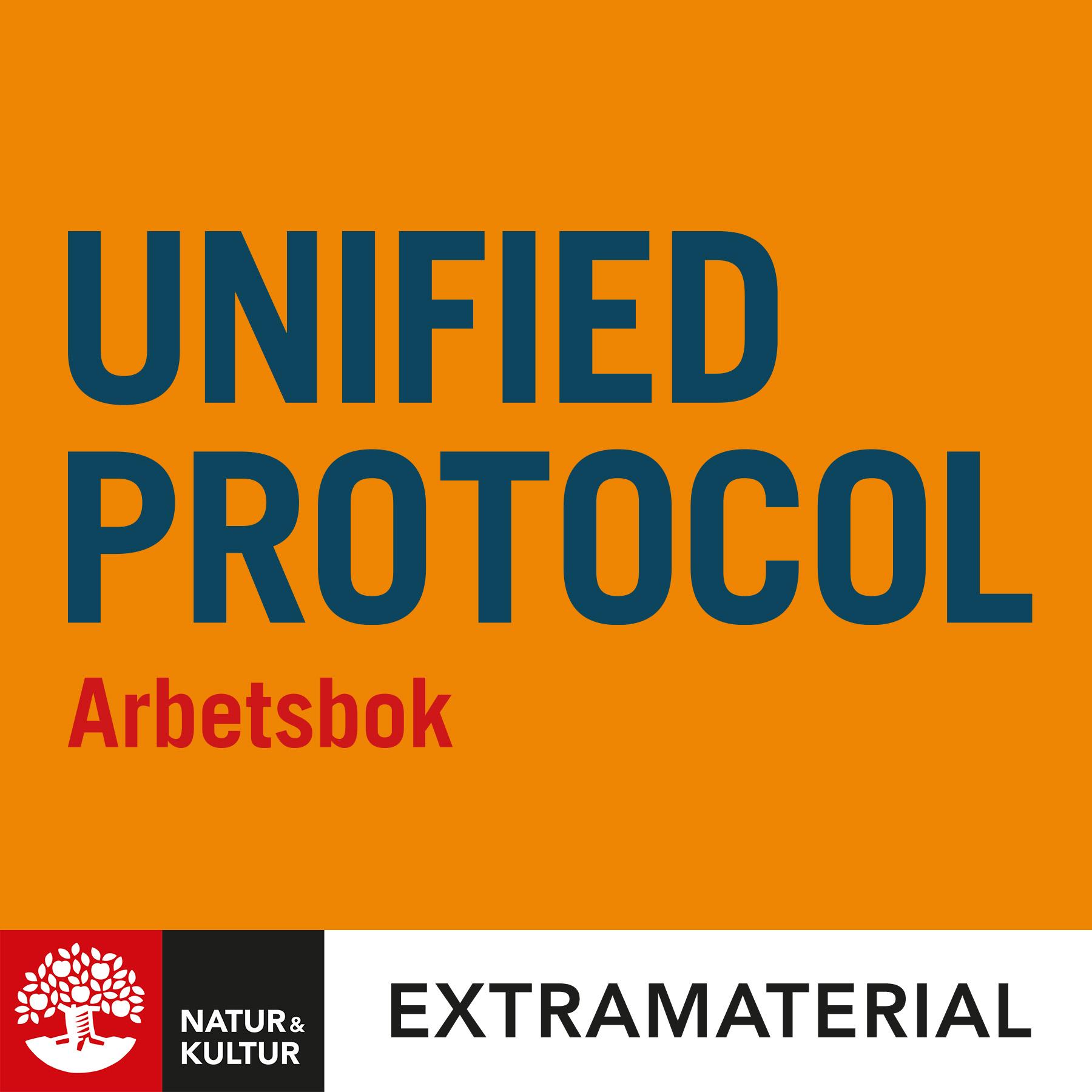 Unified protocol - Arbetsbok, 2:a utgåvan