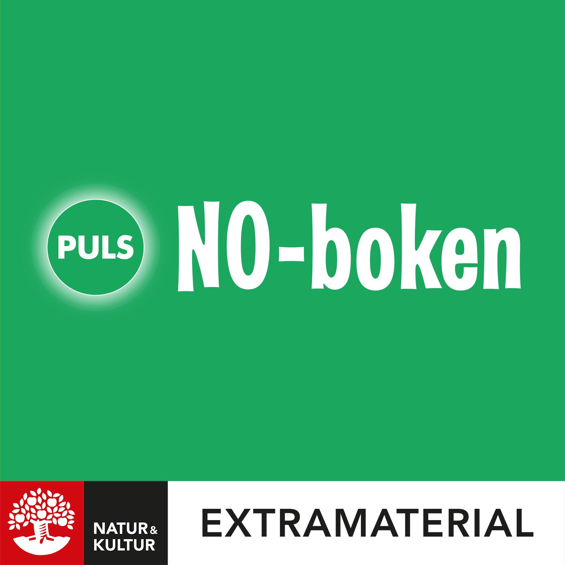 PULS 1-3 NO-boken
