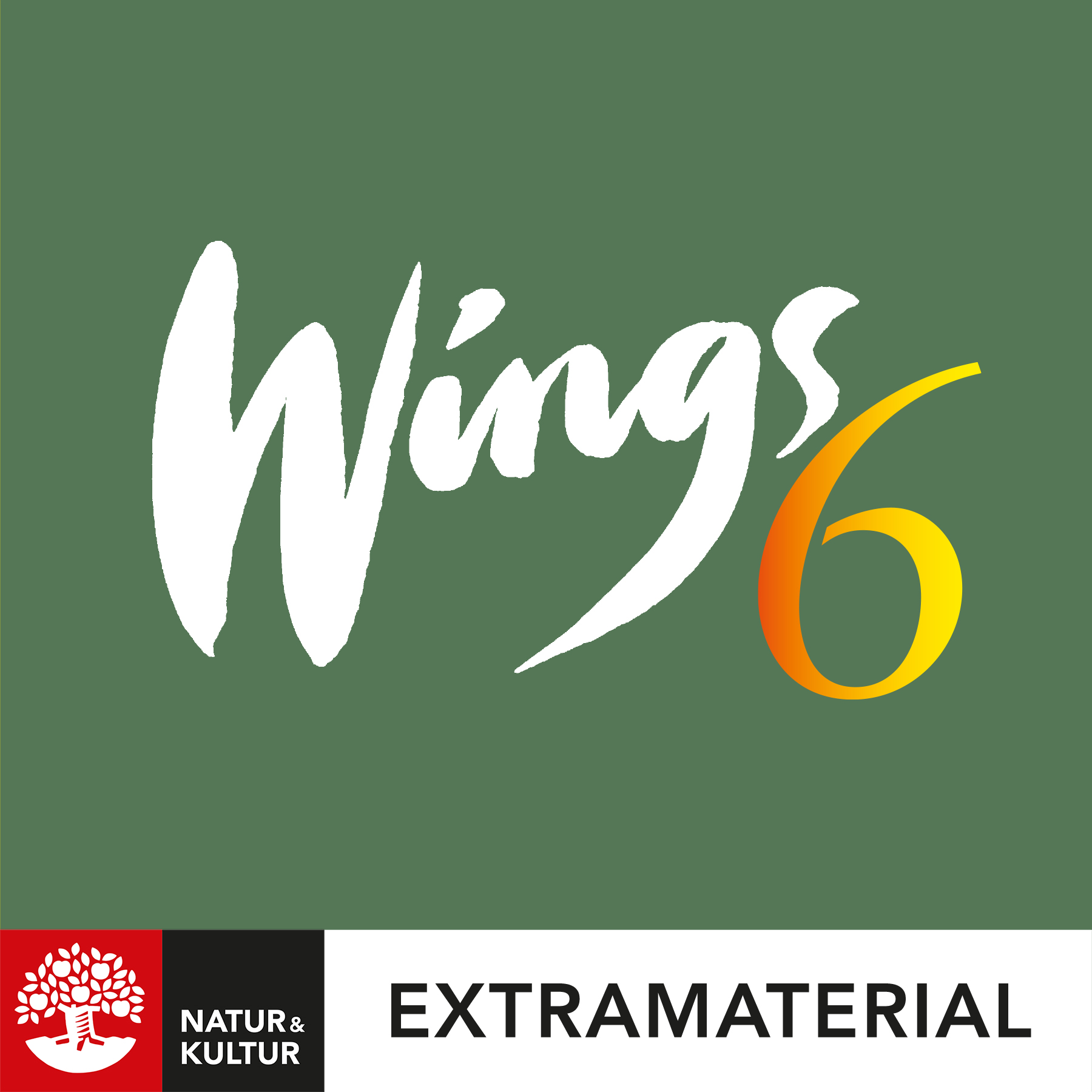 Wings 6 green