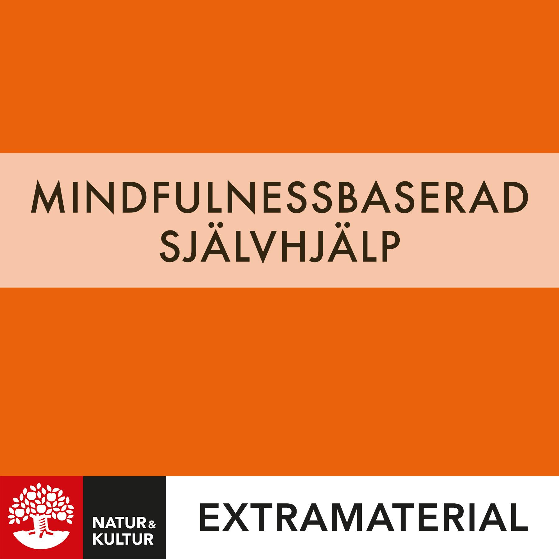 Mindfulnessbaserad självhjälp