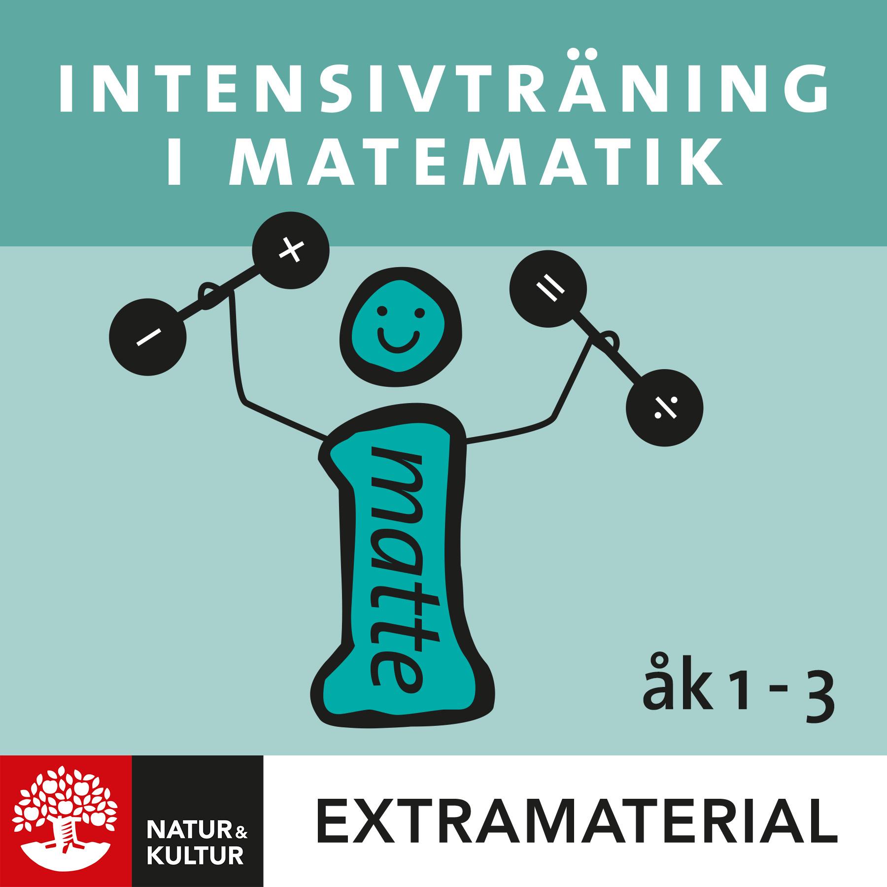 Intensivträning i matematik