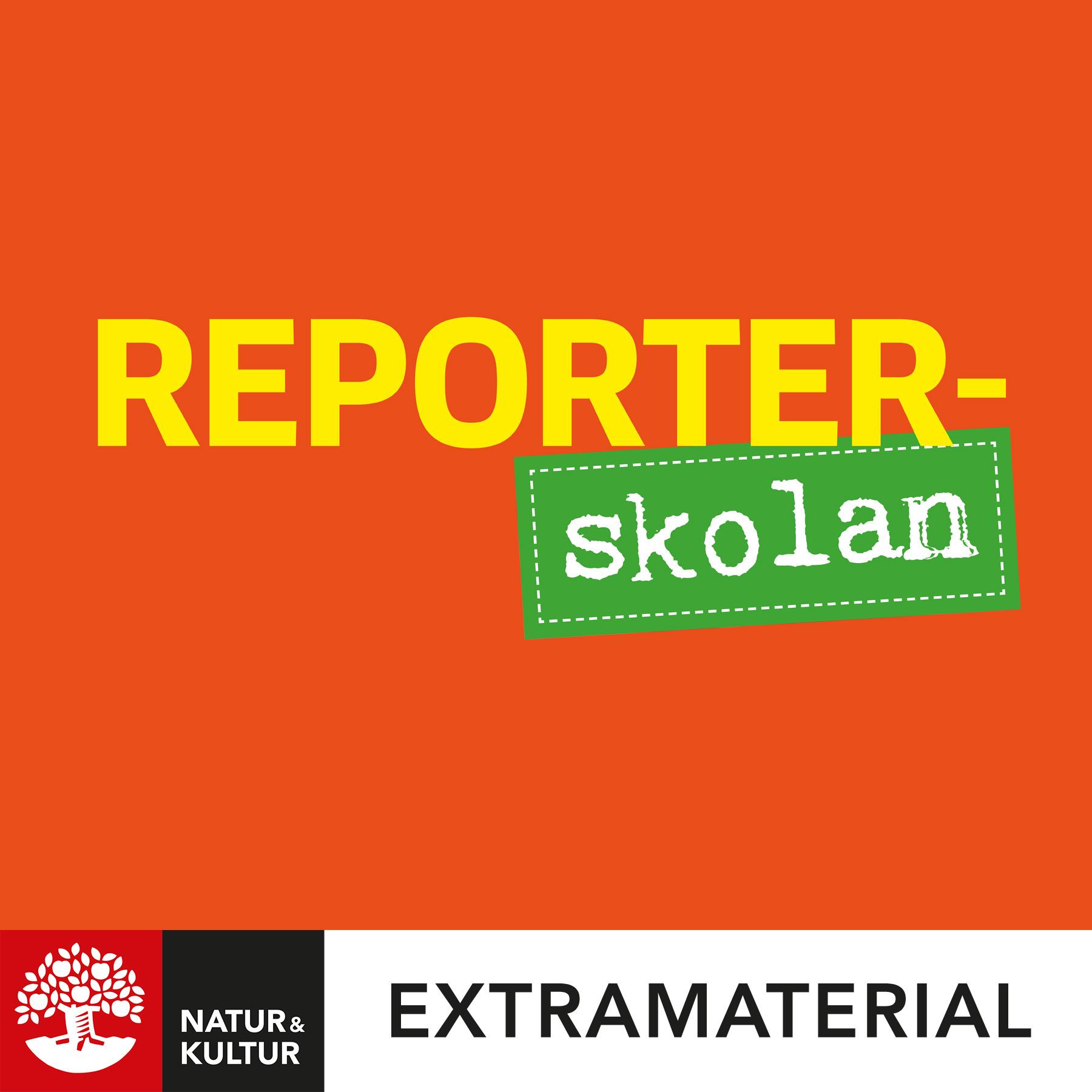 Reporterskolan