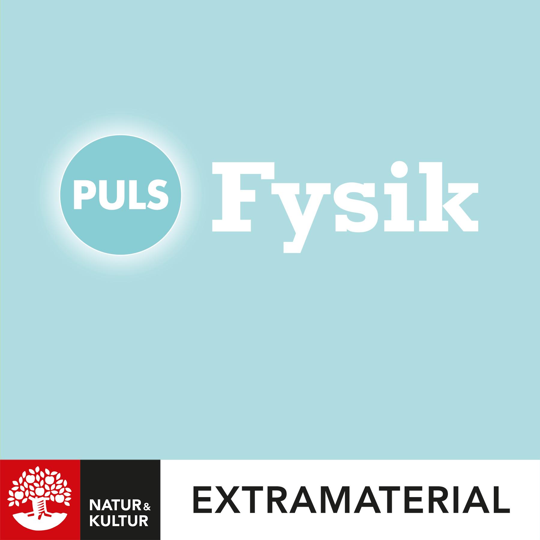 PULS Fysik 7-9