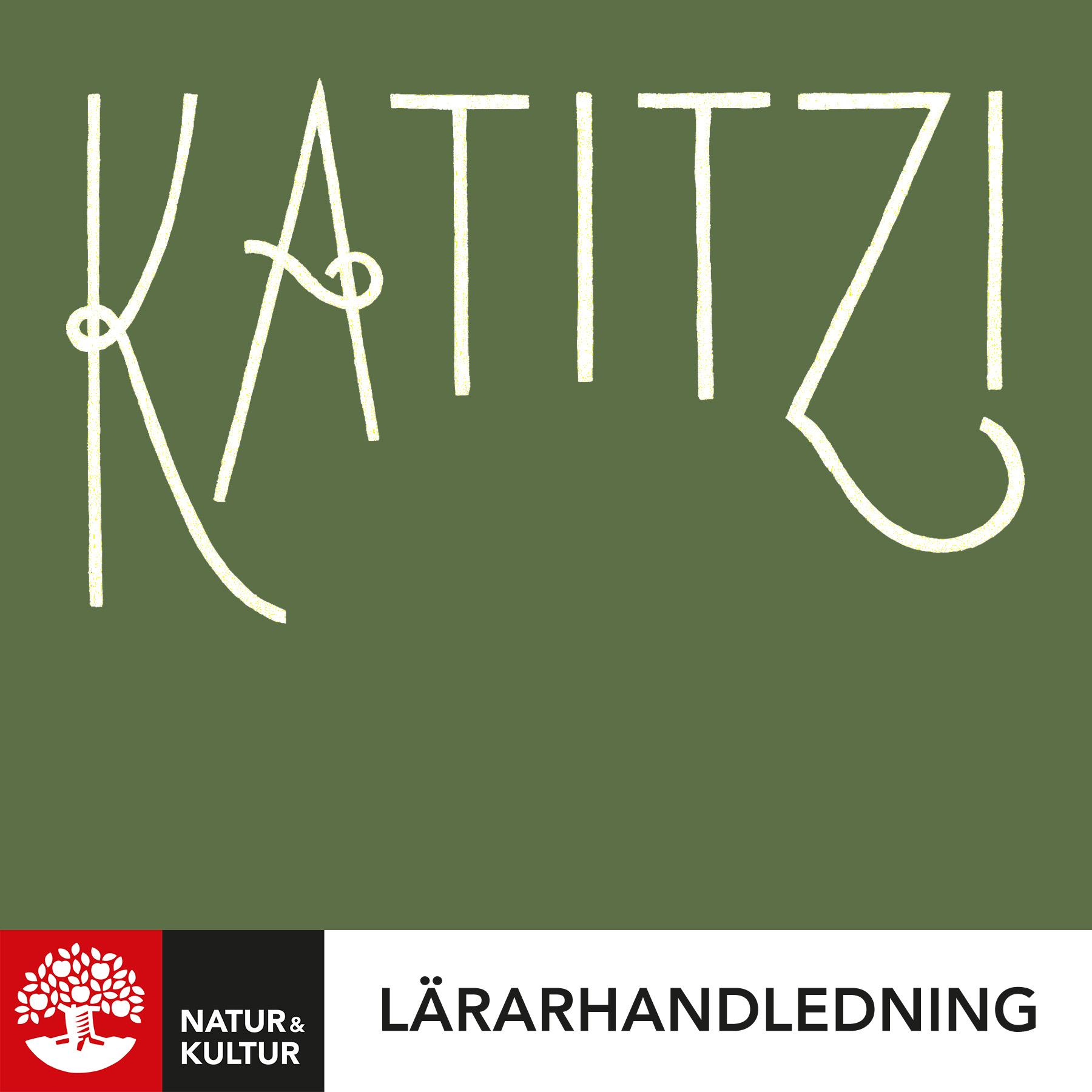Katitzi och Swing, lärarhandledning