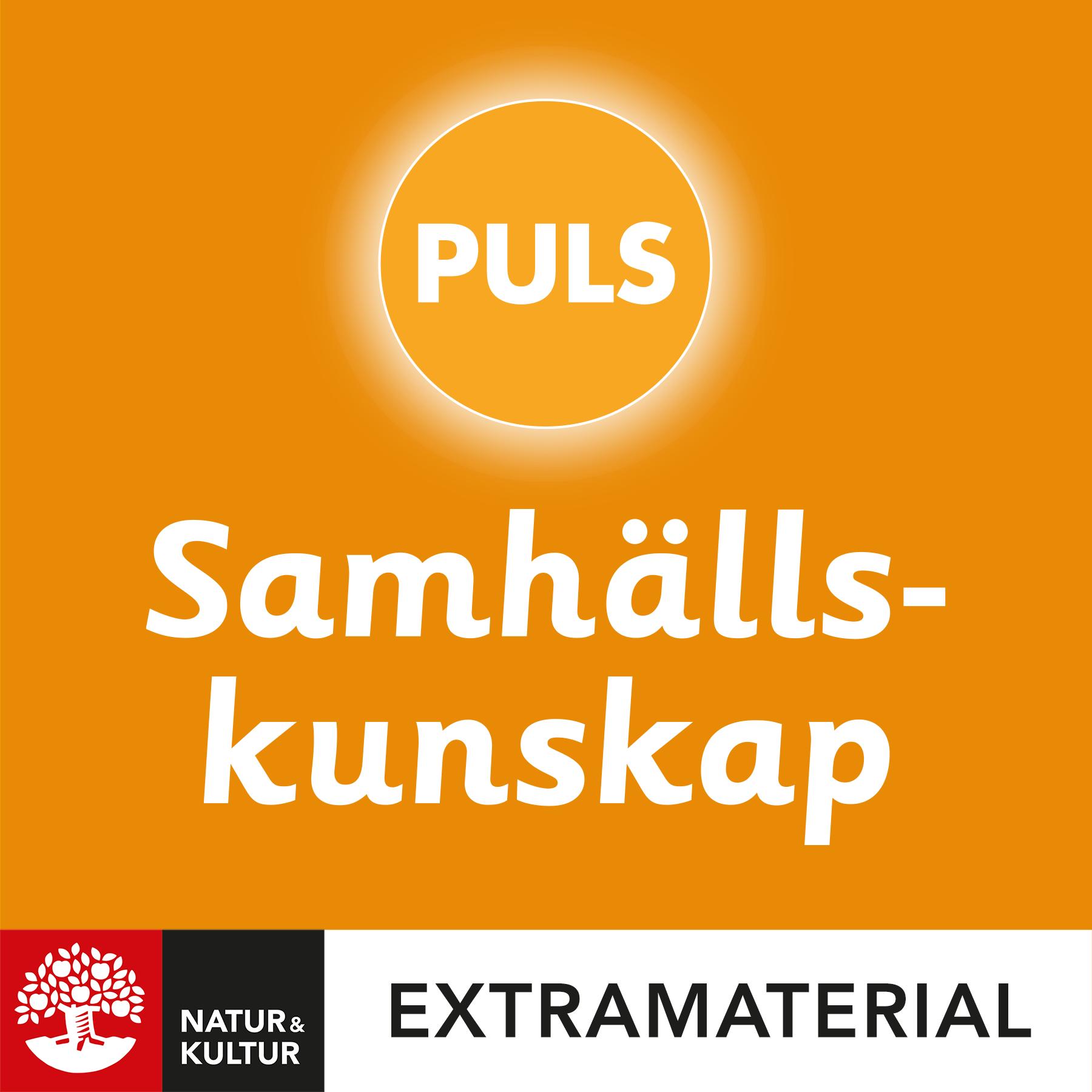 PULS 4-6 Samhällskunskap