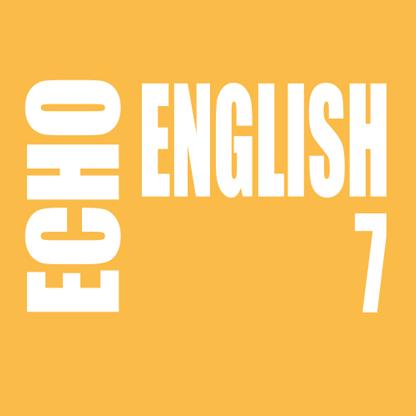Echo English 7