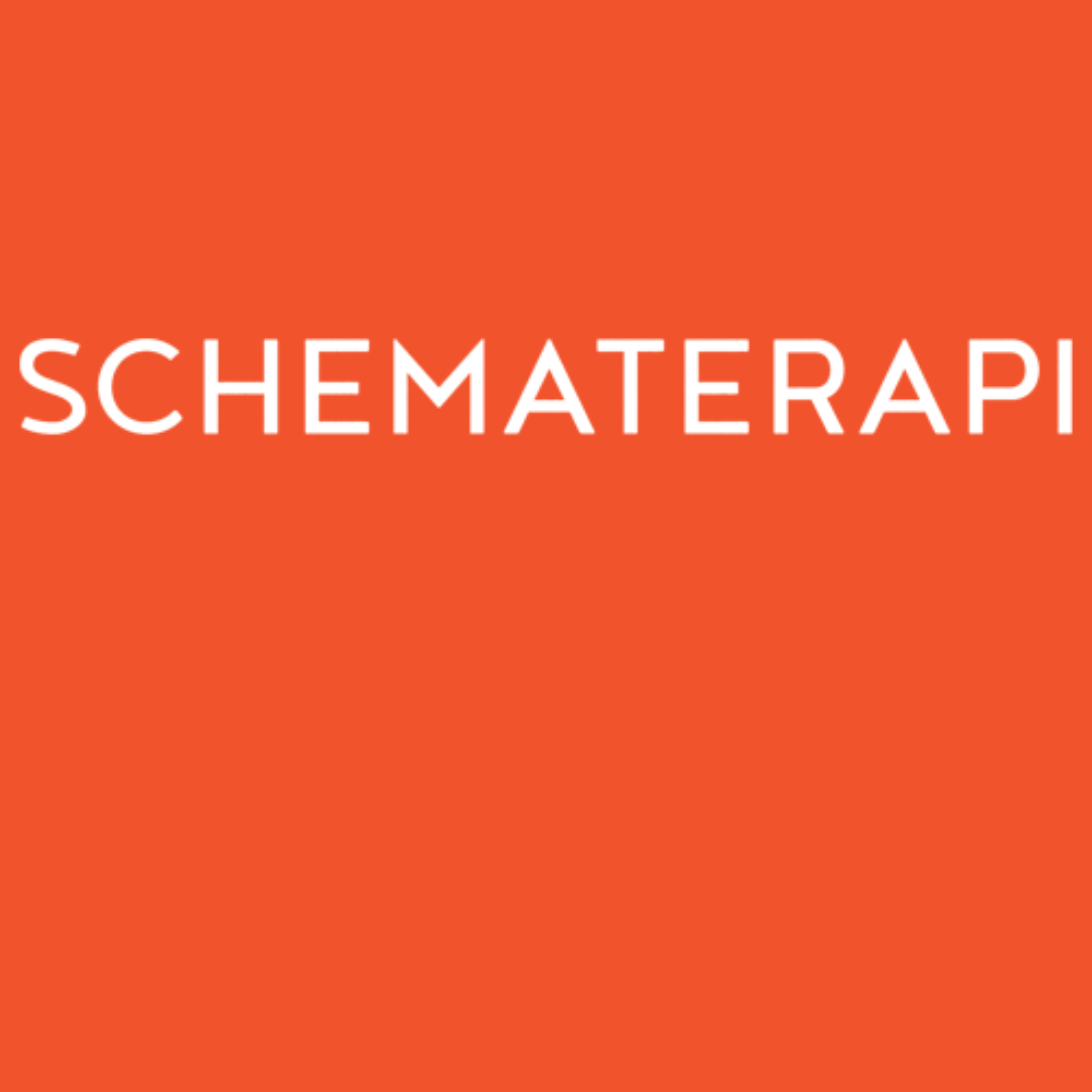 Schematerapi