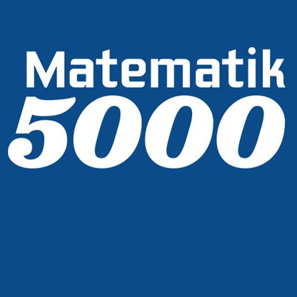 Matematik 5000 2a Röd & Gul