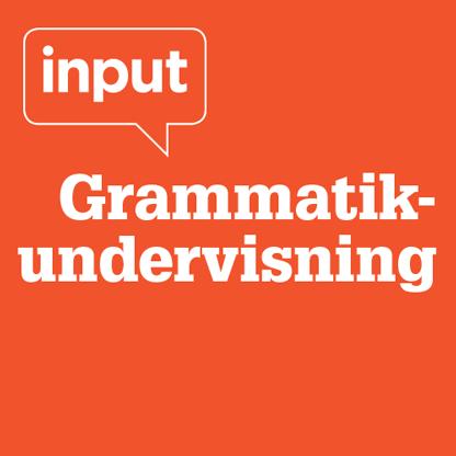 Grammatikundervisning för sfi och sva