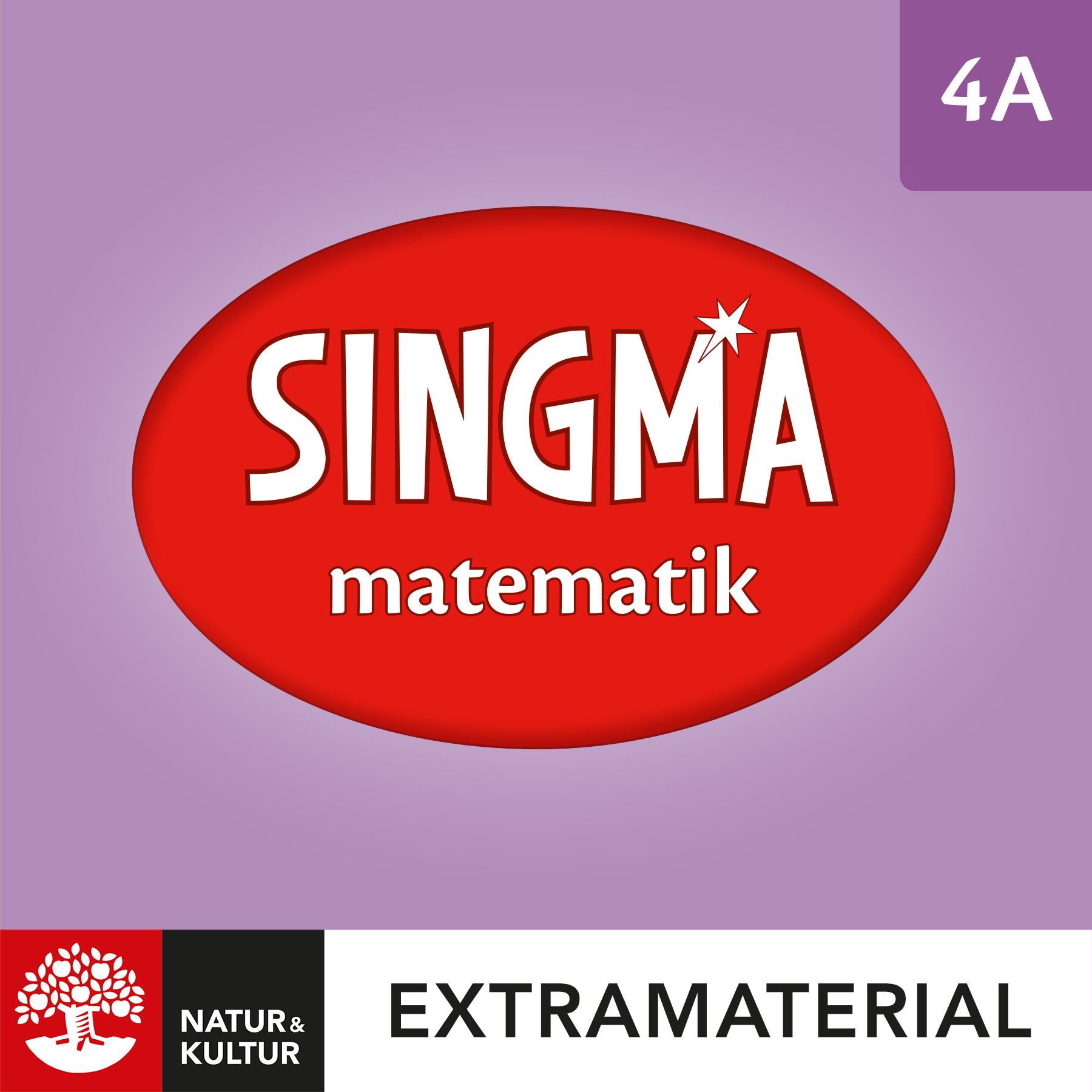 Singma matematik 4A