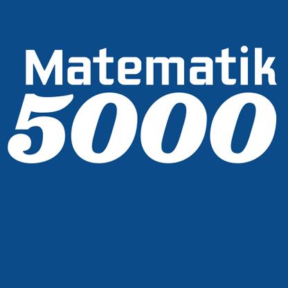 Matematik 5000 3c Blå