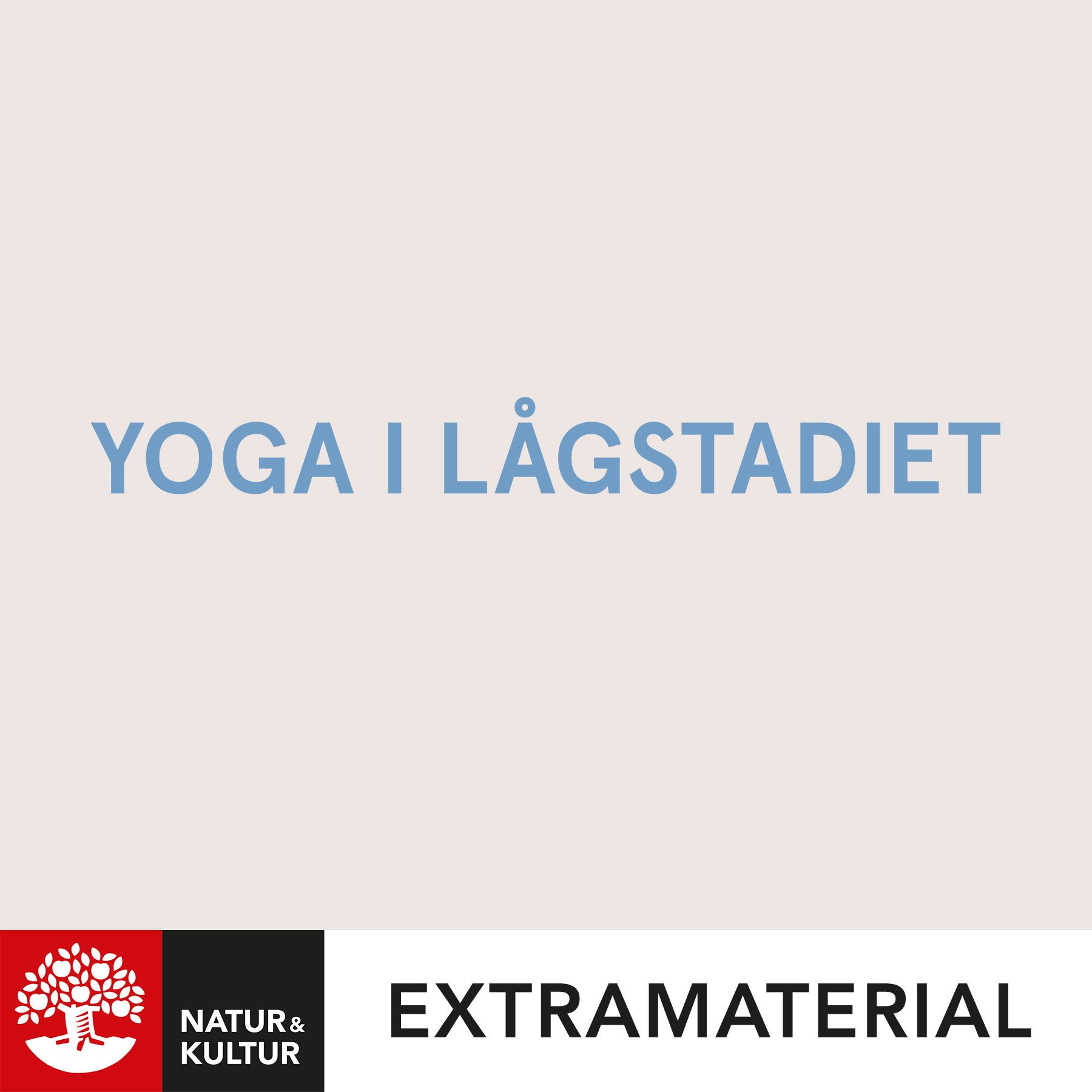 Yoga i lågstadiet