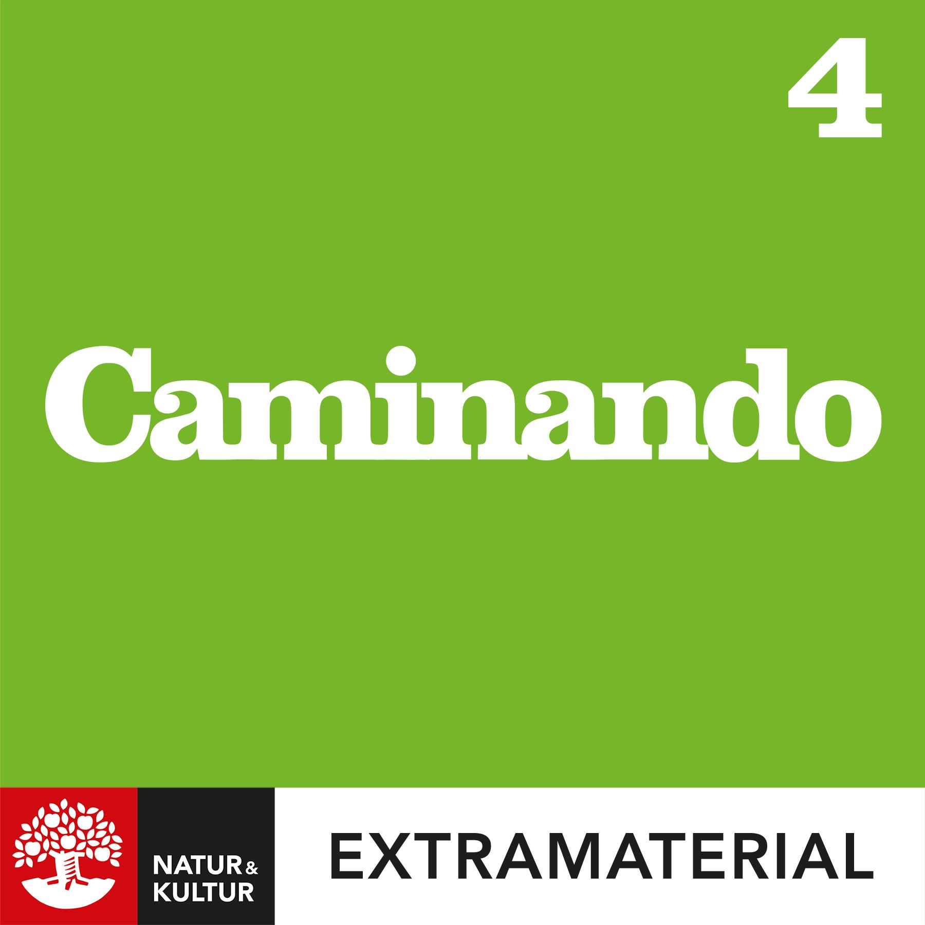 Caminando 4 fjärde upplagan